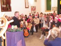 Ronda Solidaria Navideña 2012